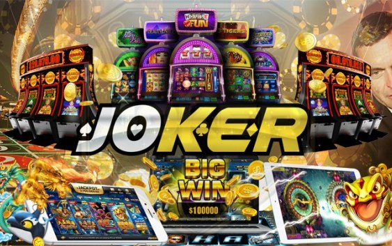 Download Game Slot Joker123 Online