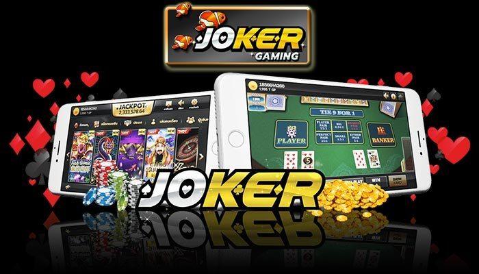 Games Slot Joker123
